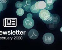 February 2020 - Newsletter