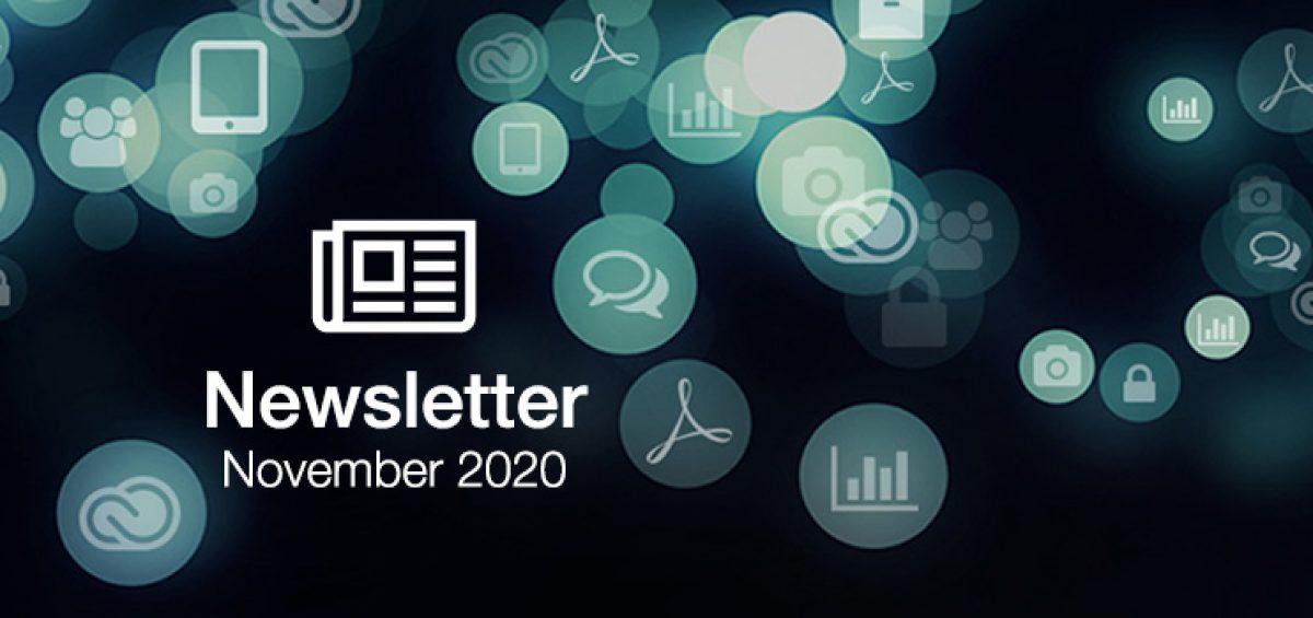 November- Newsletter
