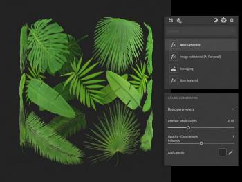 Adobe Substance Atlas Generator