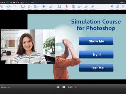 Adobe Captivate Screencast